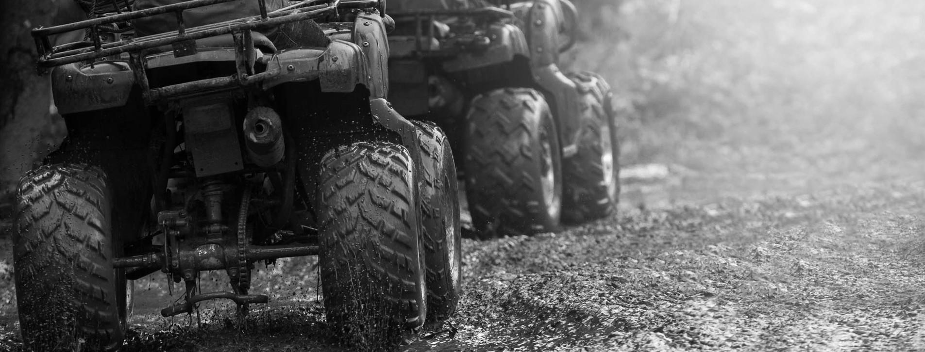 Фото - Экстрим на квадроциклах для двоих
