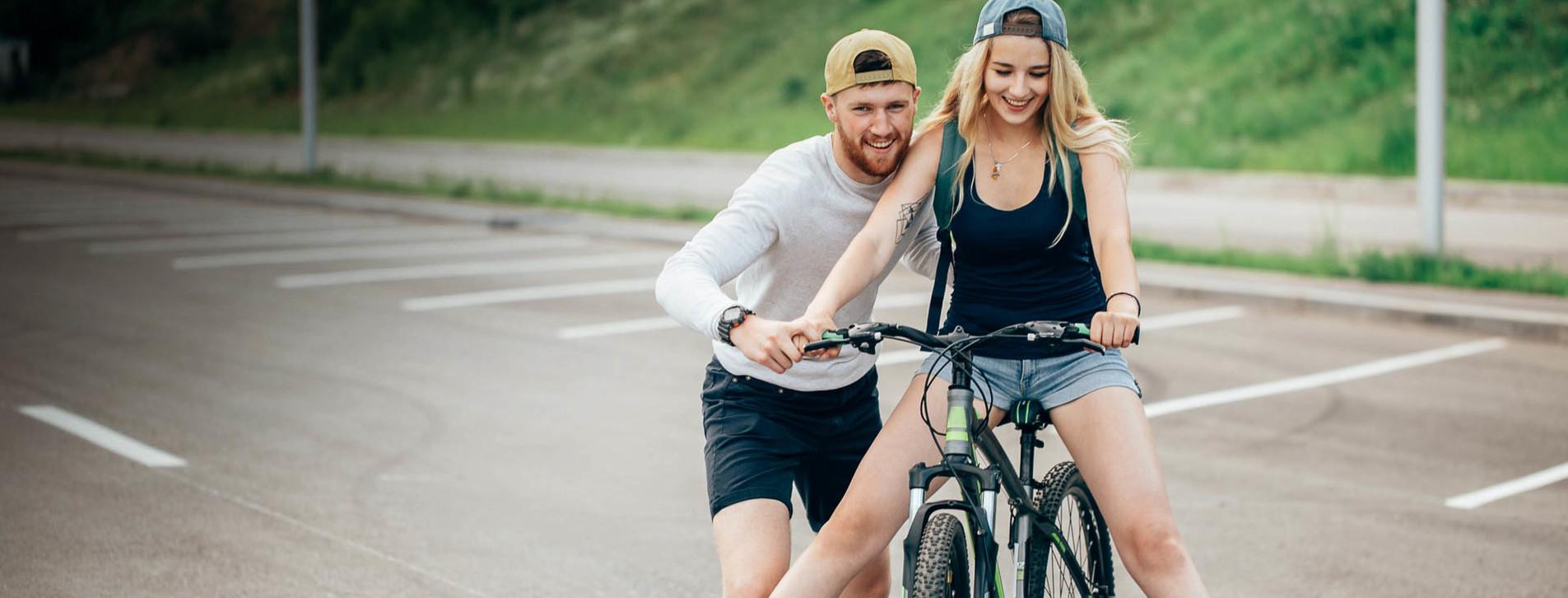 Фото - Велошкола для початківців